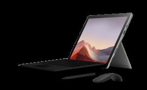 Mobiles Arbeiten - Surface Pro 7