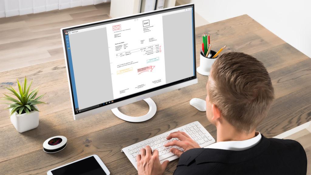 Dokumentenarchivierung-Amagno-Anwender