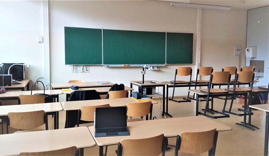 Digitalisierte Fachoberschule