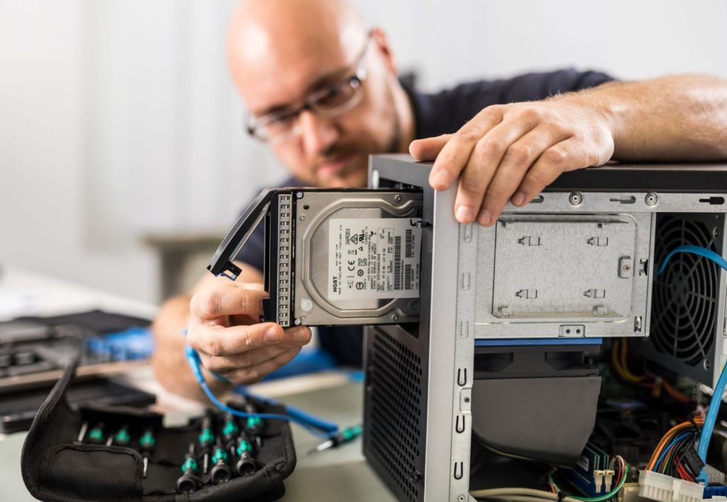 IT Infrastruktur - Hardware